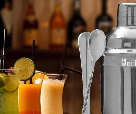 What is Cocktail Shaker